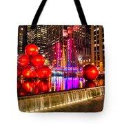 Radio City Music Hall - New York City Usa Tote Bag