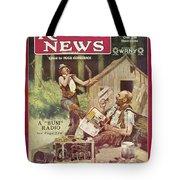 Radio News, 1926 Tote Bag
