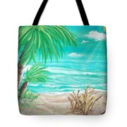 Raelee's Beach Tote Bag