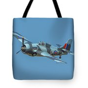 Raf Fm-2 Wildcat Tote Bag