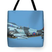 Raf Wildcat Fm-2 Tote Bag