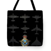 Raf100 - The Bombers Tote Bag
