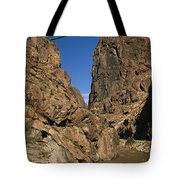 Rafting On The Arkansas River Tote Bag