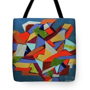 Rage Against The Box Tote Bag