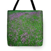 Ragged Robin IIi Tote Bag