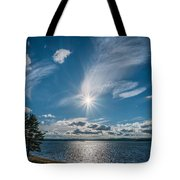 Raging Cotton Tote Bag