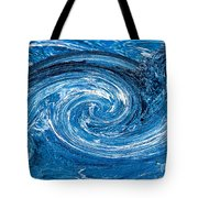 Raging River Tote Bag