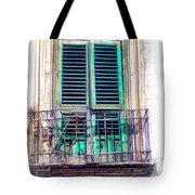 Ragusa Window Tote Bag