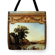 Rahoult Charles Diodore Allegory Of Spring Tote Bag