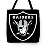 Raiders  Tote Bag