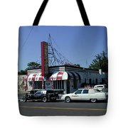 Raifords Disco Memphis A Tote Bag