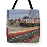 Rail Runner Train Albuquerque Nm Sc02985 Tote Bag
