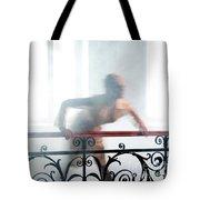 Railing #5055 Tote Bag
