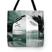Railroad Box 86 Tote Bag
