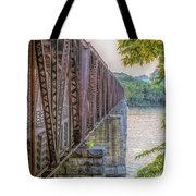 Railroad Bridge14 Tote Bag