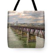 Railroad Bridge3 Tote Bag