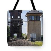 Railroad Lift Bridge2 A Tote Bag