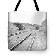 Rails 004 Tote Bag