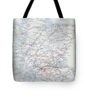 Railways Of Scotland Tote Bag