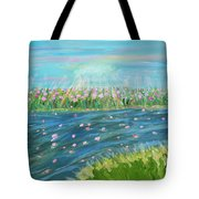 Rain And Shine Tote Bag