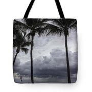 Rain Cloud Tote Bag