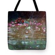 Rain Dance Tote Bag