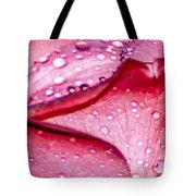 Rain Drop Jewels  Tote Bag