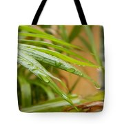 Rain Droppe1 Tote Bag