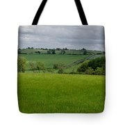 Rain Is Over. Tote Bag