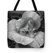Rain Kissed Rhine Flower Tote Bag