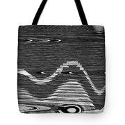 Rain On The Island Tote Bag