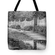 Rain Rain Tote Bag