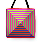 Rainbow #1 Tote Bag