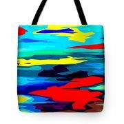 Rainbow 4 Tote Bag