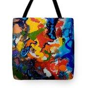 Seahorse Emerging Tote Bag