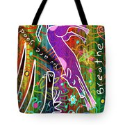 Rainbow Animals Yoga Mat Tote Bag