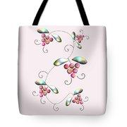 Rainbow Berries Tote Bag