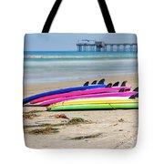Rainbow Boards Tote Bag