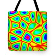Rainbow Cells Tote Bag