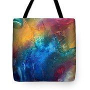 Rainbow Dreams II By Madart Tote Bag