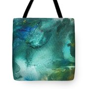 Rainbow Dreams Iv By Madart Tote Bag