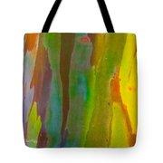 Rainbow Eucalyptus 8 Tote Bag