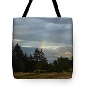 Rainbow Fade Tote Bag
