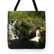 Rainbow Falls  2 Tote Bag