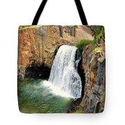 Rainbow Falls 3 Tote Bag