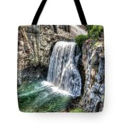Rainbow Falls 5 Tote Bag