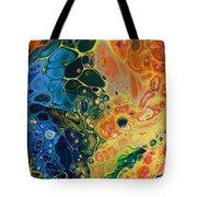 Rainbow Flow Tote Bag