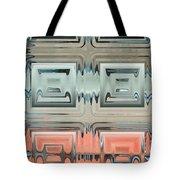 Rainbow Glass2 Tote Bag