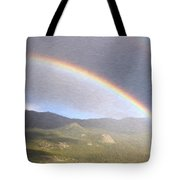 Rainbow - Id 16217-152042-2683 Tote Bag