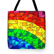Rainbow ... Tote Bag